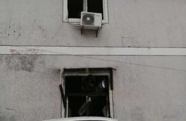 突发!宁波江北爆炸现场:有房子墙体被震穿一个洞