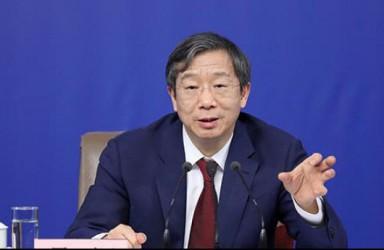 全国人大决定易纲为中国央行行长 接替周小川