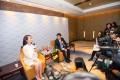 演员陈德容现身品牌活动 演绎经典引发观众回忆热潮