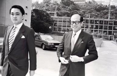 李嘉诚的最后一个主席工作日:工作78年 退而不休