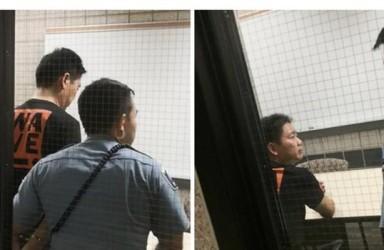 美国警方称刘强东涉嫌一级强奸重罪 被捕手铐照曝光