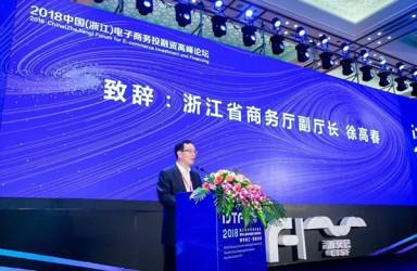 2018中国(浙江)电子商务人才发展高峰论坛举行
