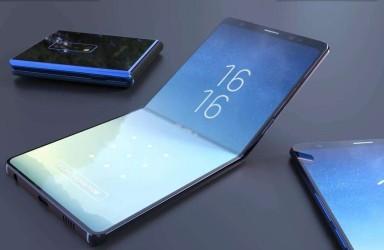"""折叠屏手机明年面市 面板产业迎""""换挡期"""""""