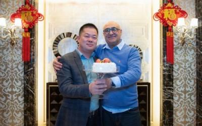 浙江义乌:一场特殊的外国友人生日派对