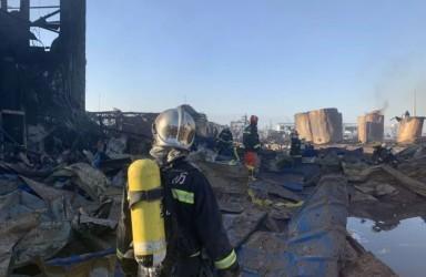 江苏盐城爆炸事故涉事企业大股东、实控人被带走调查