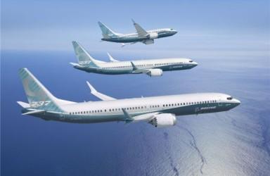 波音1个月市值蒸发144亿美元:737MAX减产重挫股价