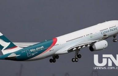国泰航空解雇两名机师 强调遵守国家民航局安全指示