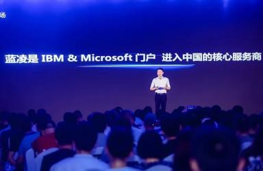 """蓝凌杨健伟:升级数字化工作方式,携手钉钉赋能""""未来组织""""转型"""