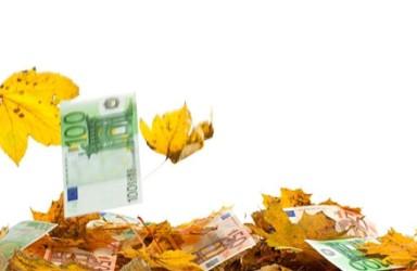 """理财市场""""渐入秋"""" 银行、信托理财预期收益率回落"""