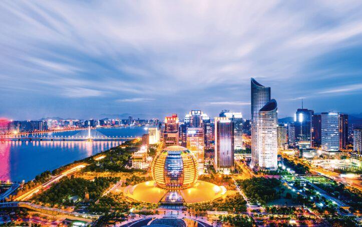 世邦魏理仕发布报告:杭州将成亚太地区新硅谷