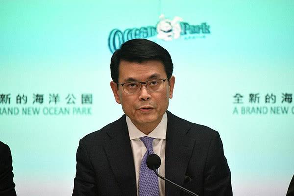 香港海洋公园之困:连续四年亏损 政府拟资助百亿元大翻新