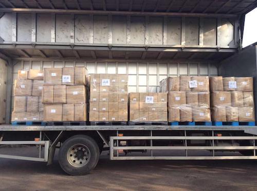 继47.5万只口罩后 围海集团等多家民企再捐1.5万套防护服和20万只手套